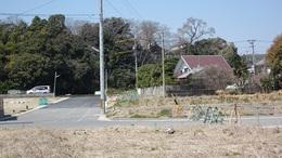 蛎塚益生線から入る道.JPG