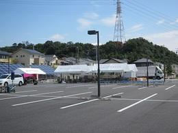 陽だまり丘祭りホタルブース準備 (4).JPG