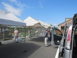 陽だまり丘祭りホタルブース準備 (8).JPG