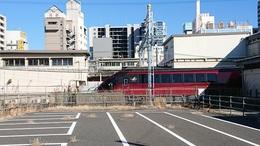 特急「ひのとり」桑名駅 (1).JPG